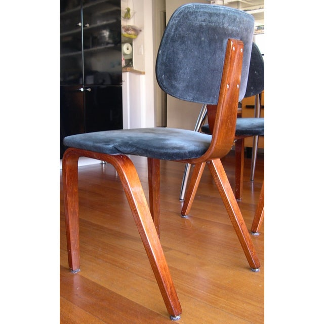 Thonet Side/Dining Chairs - Set of 4 - Image 8 of 10
