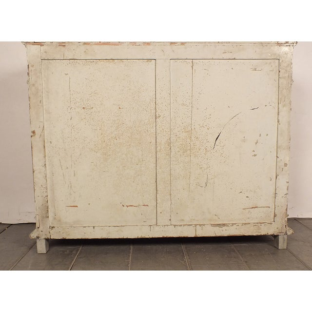 19th C. French Painted Chest of Drawers - Image 10 of 10