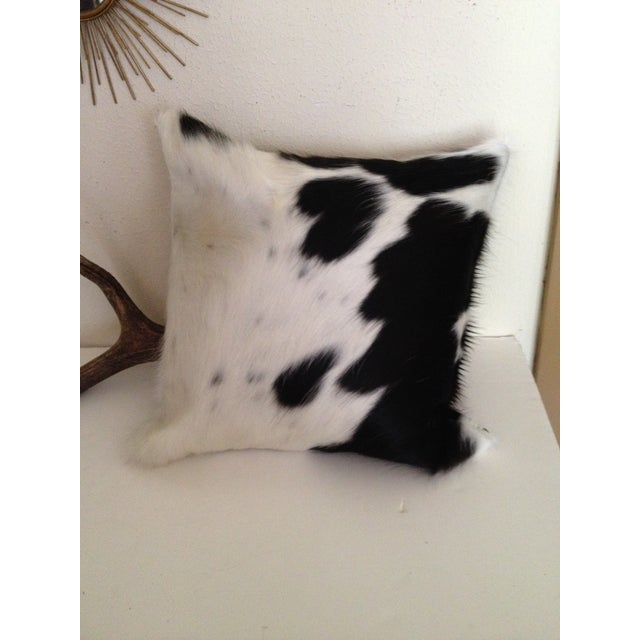 Cowhide Pillow - Image 2 of 4