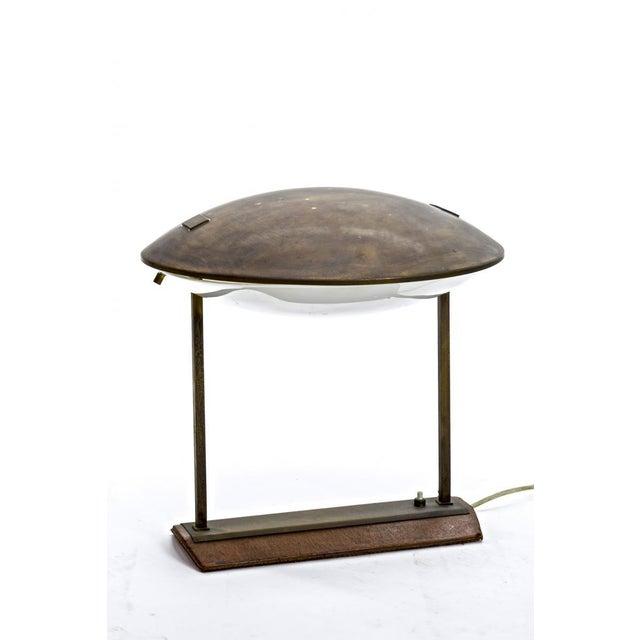 1950s Stilnovo Rare Model No. 8050 Genuine Table Lamp For Sale - Image 5 of 5