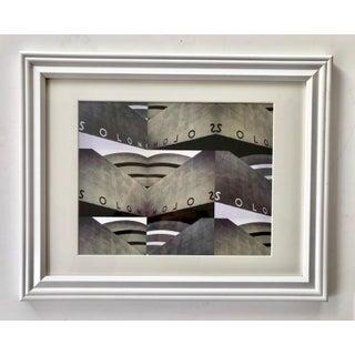 "Black and White Art Photo ""Geometric Guggenheim"" Preview"