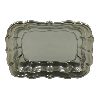 "Reed & Barton ""Windsor"" Sterling Silver Serving Dish, 1940 For Sale"