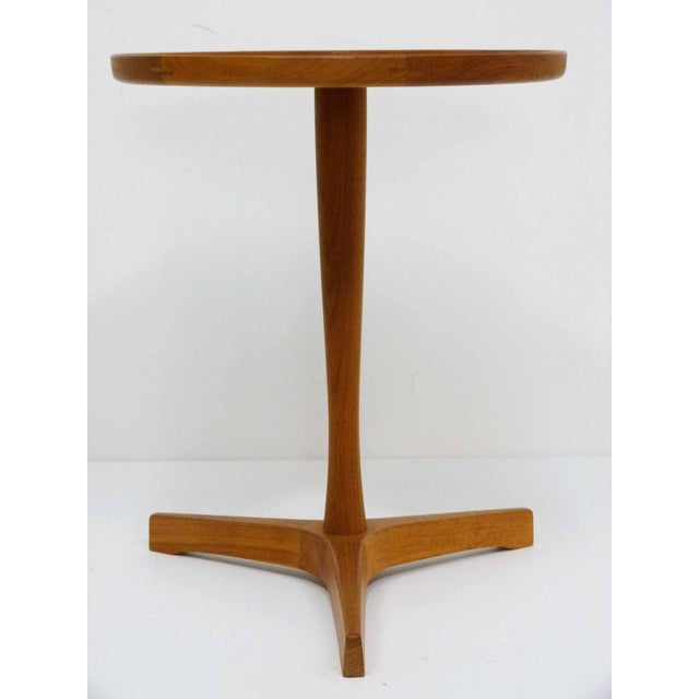 Hans Andersen Occasional Table by Artex Denmark - Image 3 of 6