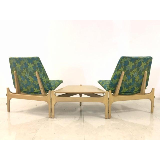 John Caldwell Brown Saltman Seating Arrangement For Sale - Image 5 of 8
