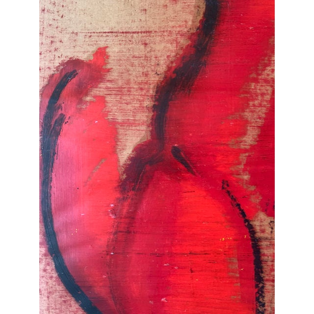 Contemporary Greg Lauren Painting For Sale - Image 4 of 7