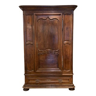 Late 18th Century French Armoire For Sale