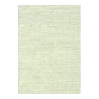 Thibaut Shang Extra Fine Sisal Green Tea - 2 Double Rolls For Sale