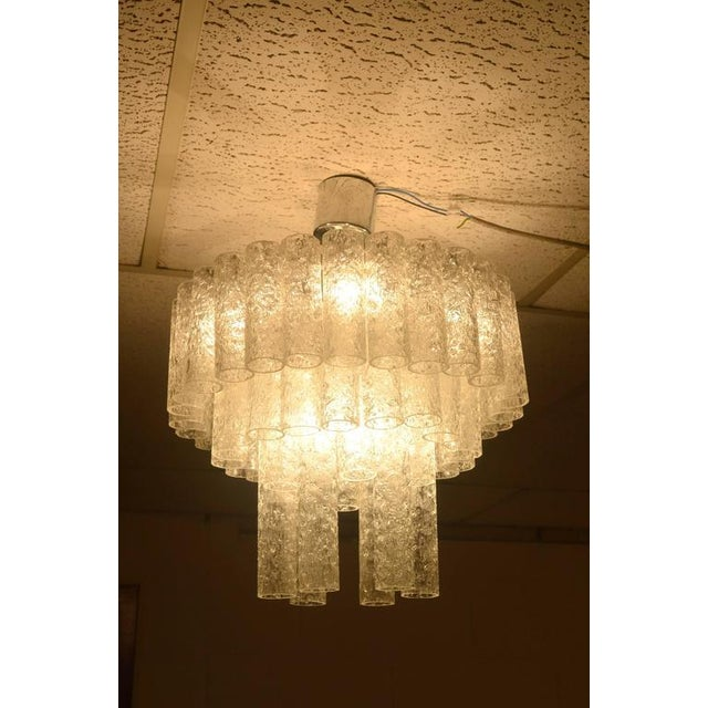 Doria Chandelier in Three Layers For Sale - Image 4 of 9