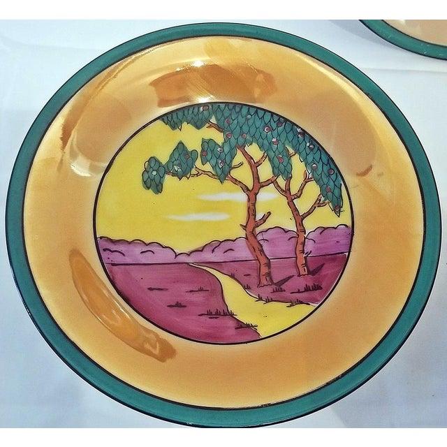 Vintage Noritake Deco 4 Piece Set For Sale In Dallas - Image 6 of 13