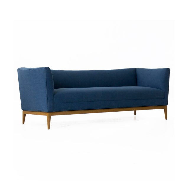 Mid-Century Modern Paul McCobb for Directional pair of Settees For Sale - Image 3 of 6