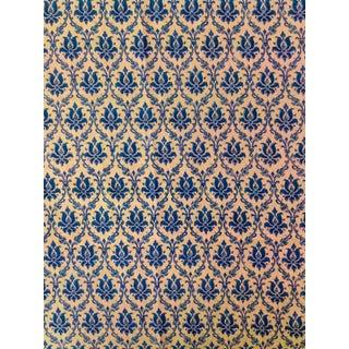 Silk Yarn Dye Overprinted Pillow Fabric For Sale