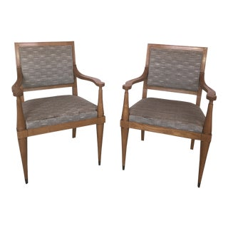 Paul Fréchet Chairs - A Pair For Sale