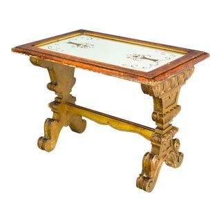 Italian Coffee Table For Sale