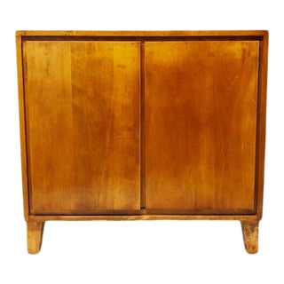 1950s Mid Century Modern Conant Ball Credenza by Leslie Diamond For Sale