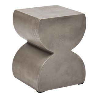 Dark Grey Harper Stool For Sale