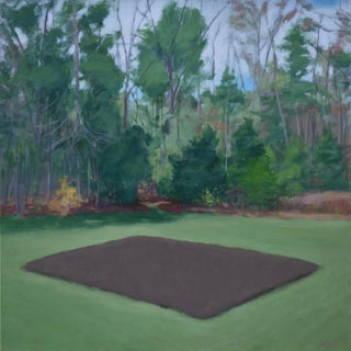 """""""Fertile Ground"""" Contemporary Painting by Stephen Remick For Sale"""
