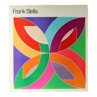 Frank Stella, First Edition For Sale