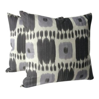 "Schumacher ""Kandira"" Pillows - A Pair"