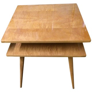Mid Century Modern Table from Sweden