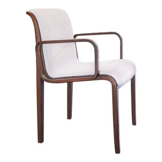 Bill Stephens for Knoll Newly Upholstered Dining Chairs - Set of 6 For Sale
