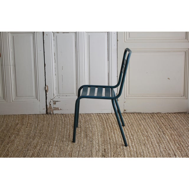 Vintage French Bistro Chairs - Image 7 of 7