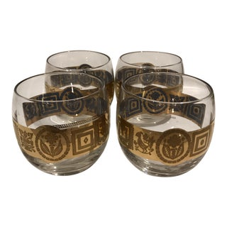 Culver Roly Poly Glasses - Set of 4