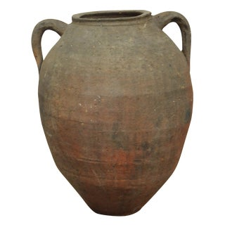 Amphora Greek Antique Pottery