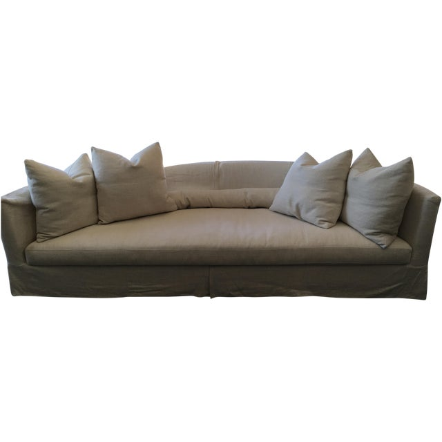 B b italia maxalto crono sofa chairish for B b italia maxalto sofa