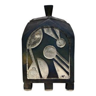 Brian Evans Lidded Jar