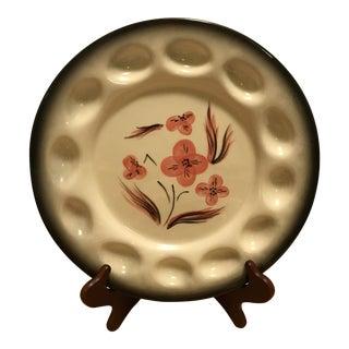 Vintage & Used Folk Art Platters | Chairish