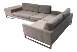 Image of White Sectionals