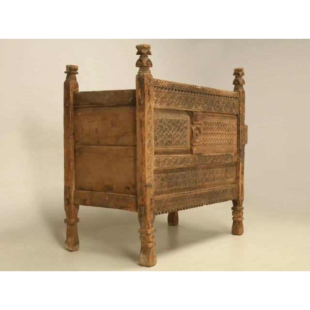 Beautifully hand-carved Swat chest from the Swat Valley of Pakistan. We have had one at home for over 30 years and I had...
