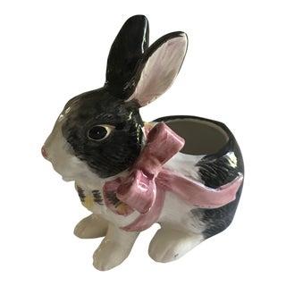 Vintage Fitz & Floyd Bunny Creamer For Sale