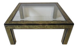 Image of Etching Coffee Tables