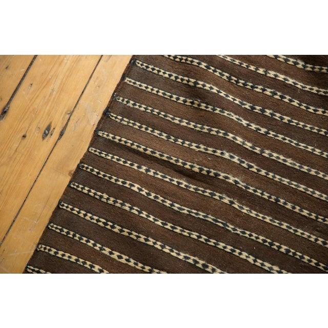 """Vintage Moroccan Kilim Rug Runner - 5' X 11'7"""" For Sale - Image 11 of 13"""
