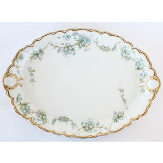Haviland Limoges Schleiger 248p Platter Preview