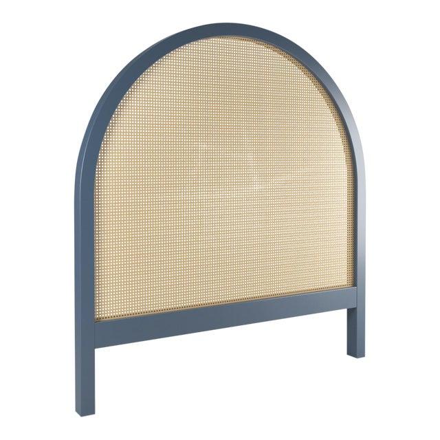 Eva Headboard - Twin - Newburyport Blue For Sale