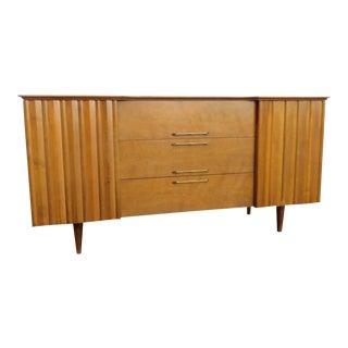 Mid Century Modern Sideboard Buffet Server Credenza For Sale