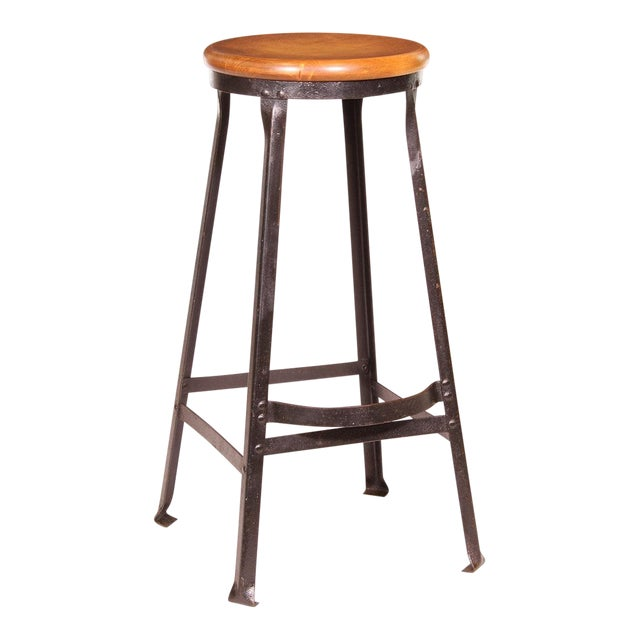Factory Shop Stool For Sale