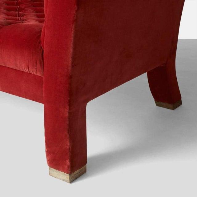 Elizabeth Garouste and Matti Bonetti Mars Sofas For Sale In San Francisco - Image 6 of 10