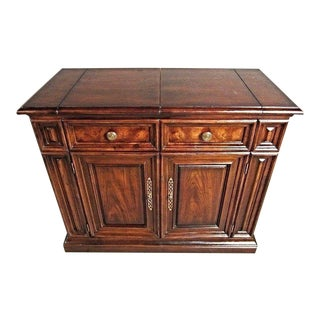 Henredon Bar Sideboard Cabinet For Sale