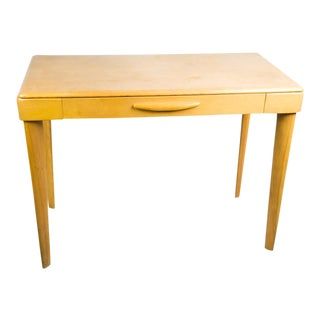 Heywood Wakefield Mid-Century Modern Maple Desk