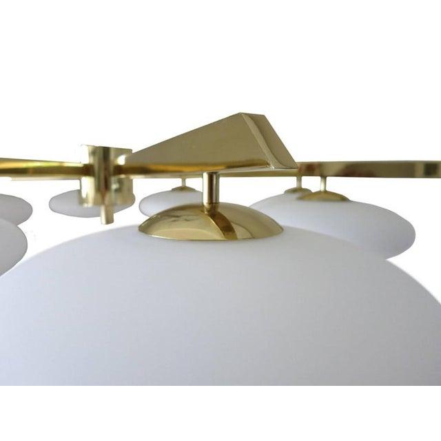 Dieci Flush Mount by Fabio Ltd For Sale - Image 10 of 13