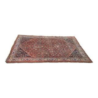 """Antique Persian Mahal Rug - 9'2"""" x 12'"""
