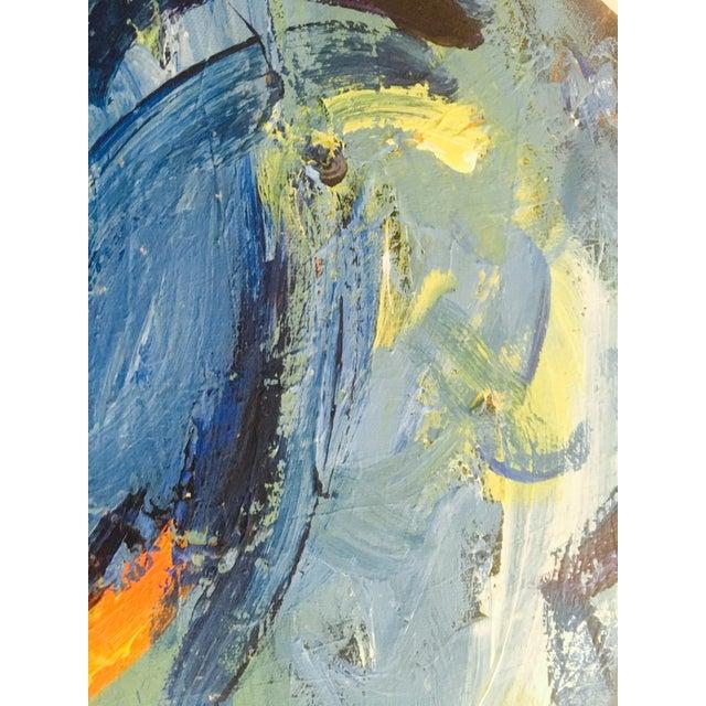 Original Expressionistic Impasto Painting - Image 7 of 8