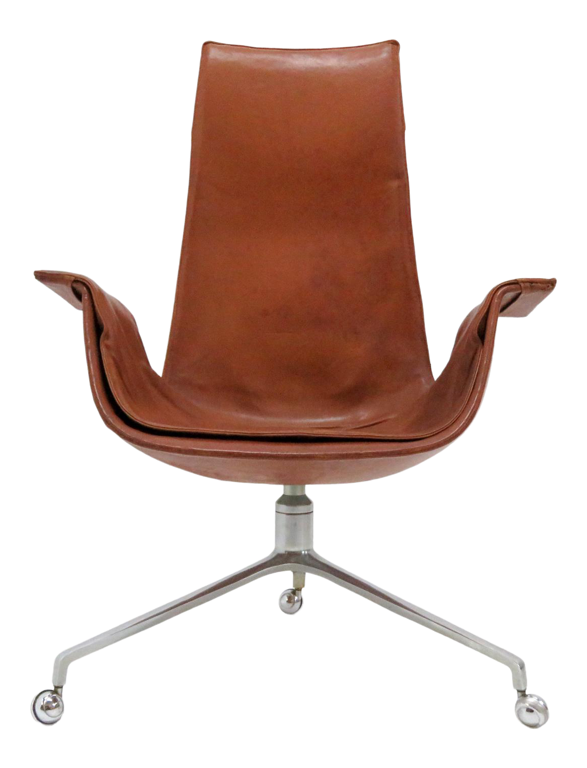 Vintage New Mid Century Modern Office Chairs Chairish