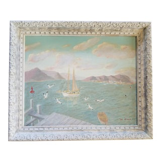 Lee Stack Seascape Painting For Sale