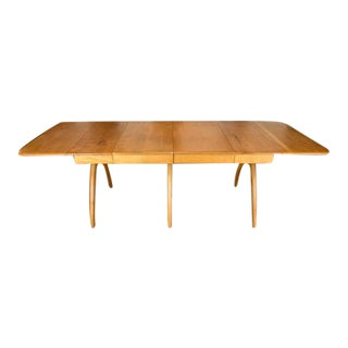 Heywood-Wakefield Butterfly Wishbone Dining Room Table For Sale