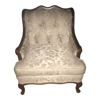 Late 20th Century Vintage Kingsley Chair For Sale