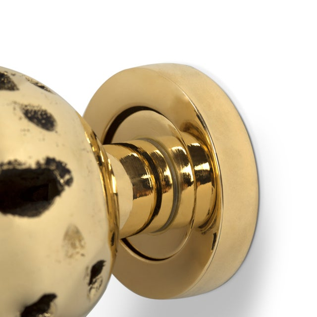 Not Yet Made - Made To Order Covet Paris Meteor Ea1048 Door Knob For Sale - Image 5 of 7